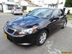 Honda Accord EX AT 2400CC 4P