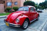 Volkswagen escarabajo modelo 67