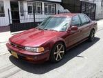 Honda Accord EX MT 2200CC 4P CT ABS 2AB