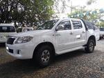 Toyota Hilux 2.5L 4x4 DC Diesel