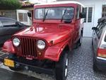 Jeep Willys CJ6 campero