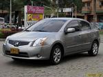 Nissan Sentra 2.0 SL AT 2000CC 6 AB ABS RIN 16