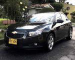Chevrolet Cruze PLATINUM LT AT 1800CC 4P CT TC