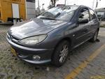 Peugeot 206 Premium Line MT 1600CC