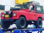 Land Rover Santana SANTANA MT 2500CC