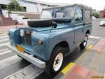 Land Rover Santana