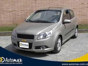 Chevrolet Aveo Emotion GTI MT 1600 CC 3P AA
