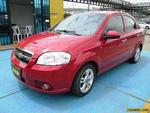 Chevrolet Aveo Emotion AT 1600CC AA ABS