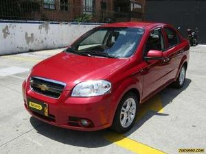 Chevrolet Aveo Emotion MT 1600 CC AA 2AB ABS