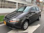 Chevrolet Aveo FAMILY MT 1600CC 4P AA