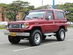 Toyota Land Cruiser Care Sapo 4500 4x4