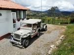 Jeep Willys CJ3 Minguerra