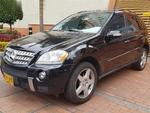 Mercedes Benz Clase M ML 500 TP 5500CC V8