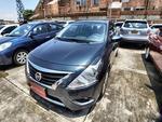 Nissan Versa Advance Aut. 1.6
