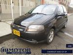 Chevrolet Aveo AVEO GTI 3P