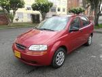 Chevrolet Aveo Aveo Familiy MT1500CC