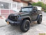 Jeep Wrangler MT